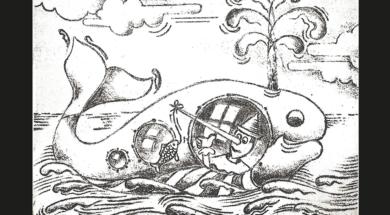 Pinocchio in crociera