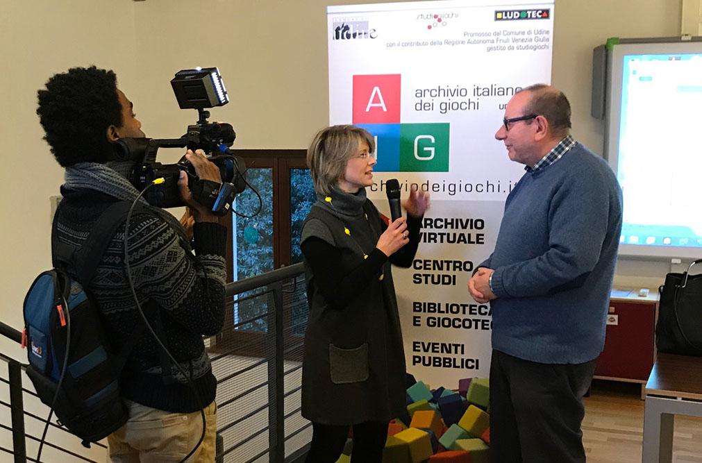 Intervista Ddt Udine